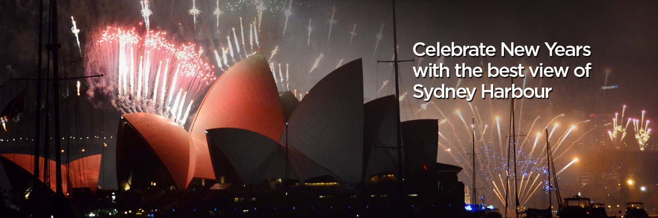 Celebrate New Years with the best view of Sydney Harbour